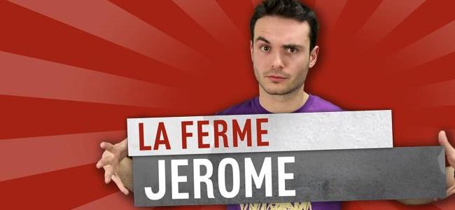 Toutes les meilleurs vidéos de Jérôme La Ferme Jérôme sont sur Frékence Flash.